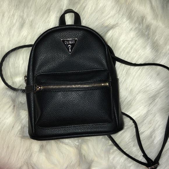 690eb1170b34 Guess Handbags - Guess mini backpack